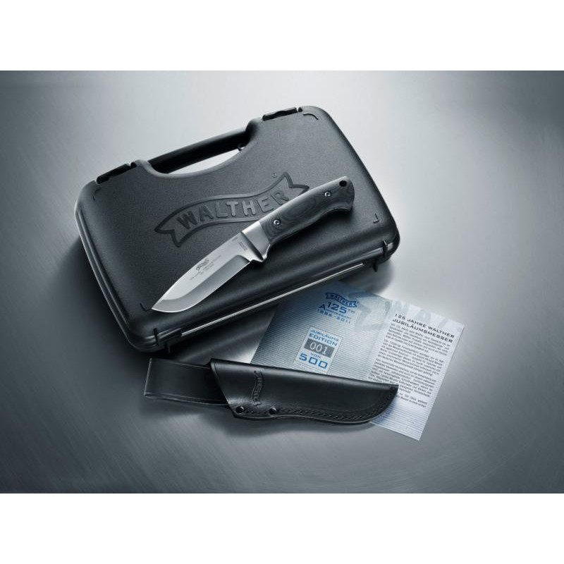 Walther 125th Anniversary Knife, nôž, 5.0741