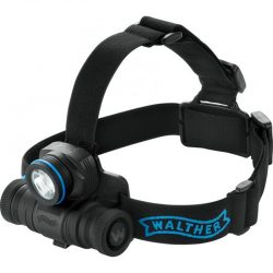 Walther Pro HL11, 3.7090, baterka, čelovka