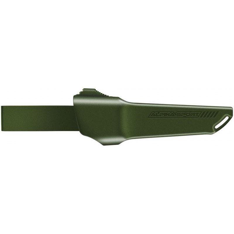 Alpina Sport Ancho Green, nôž, 5.0998-3